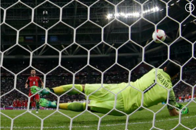 Chi tiết Confederations Cup, Đức - Chile: Những nỗ lực bất thành (KT) - 10