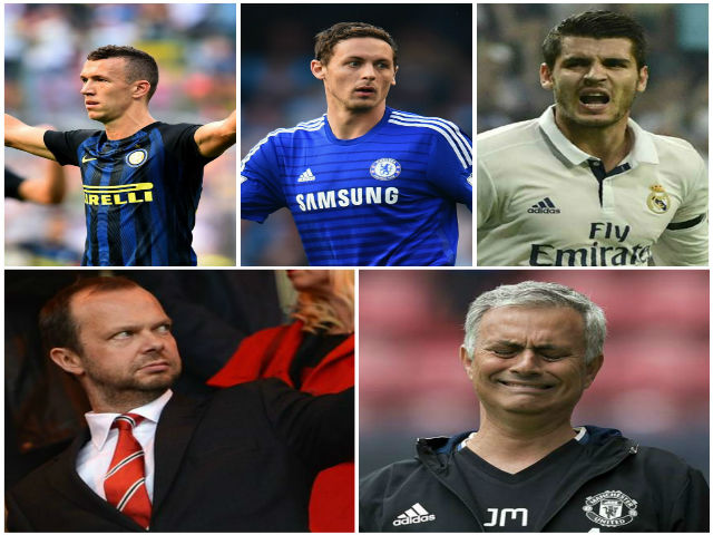 Chuyển nhượng hè: MU chậm chạp, Mourinho