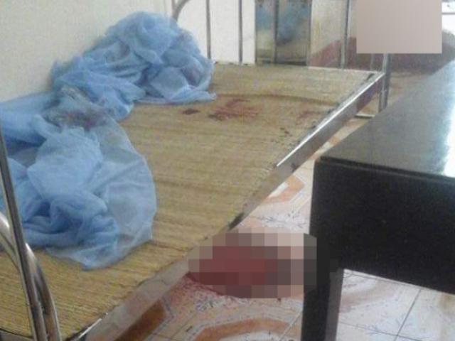 Lời kể nhân chứng vụ chồng đâm chết vợ khi đang chăm con tại bệnh viện