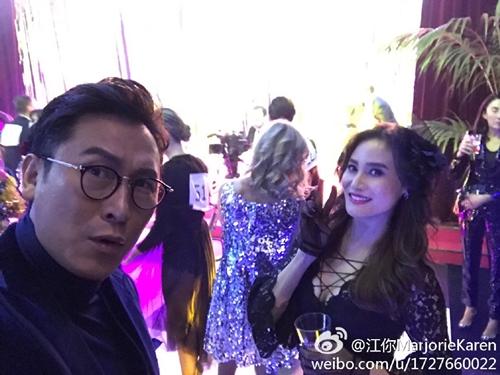 Khánh My phải e dè trước nhan sắc U50 của vợ tài tử TVB Mã Đức Chung - 6