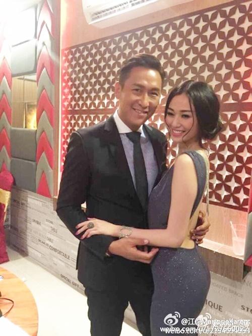 Khánh My phải e dè trước nhan sắc U50 của vợ tài tử TVB Mã Đức Chung - 10