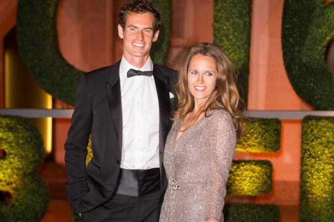 Tin thể thao HOT 2/7: Vợ chồng Murray khoe có con thứ 2 - 1