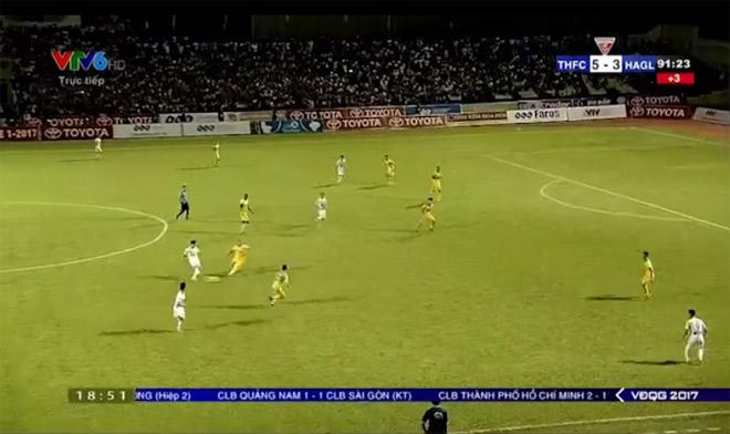 Thanh Hóa - HAGL: Ngây ngất đại tiệc 8 bàn thắng - 1