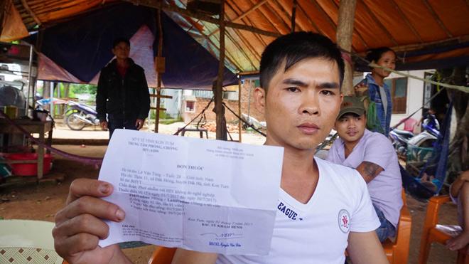 TNGT 4 người chết ở Kon Tum: Rắc rối cứu mình trước HIV - 1