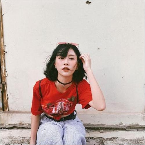 Hè về, các hotgirl Việt vẫn mê mẩn son đỏ trầm - 3