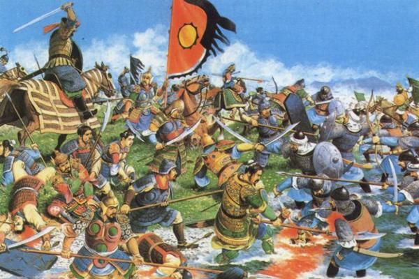 Người Trung Quốc bị đế chế Hồi giáo đánh bại thế nào? - 4