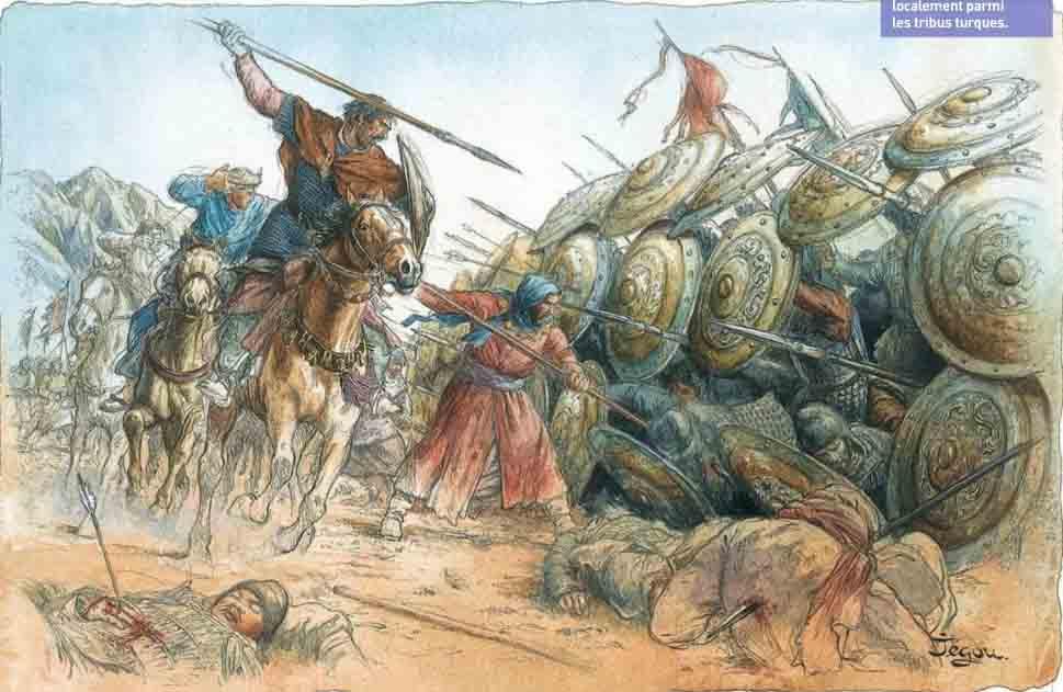 Người Trung Quốc bị đế chế Hồi giáo đánh bại thế nào? - 3