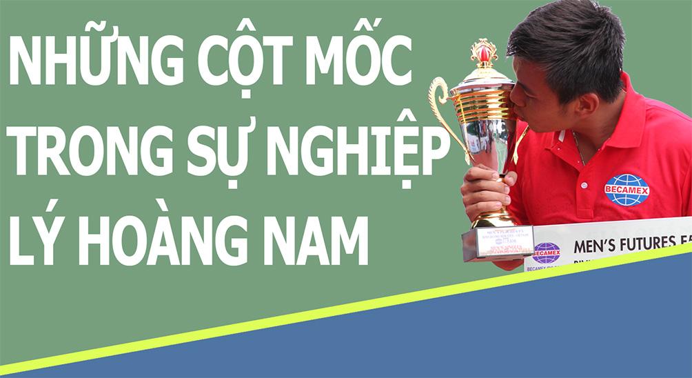 Lý Hoàng Nam lọt top 500 thế giới: Huyền thoại tennis tuổi 20 - 1
