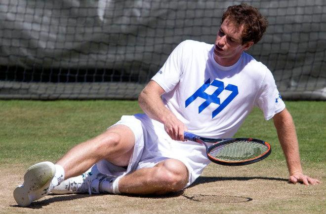 """Tin nóng Wimbledon ngày 1: Tưng bừng khai màn """"đại tiệc"""" - 6"""