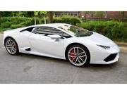 Tin tức ô tô - Lamborghini Huracan được cấp giấy phép làm taxi
