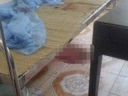 """An ninh Xã hội - Nghi vợ ngoại tình, chồng trút """"mưa dao"""" sát hại vợ ở bệnh viện"""