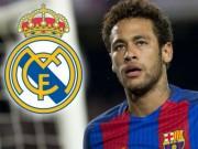 Bóng đá - Neymar thua quyền lực Messi: Trốn sang MU hay Real Madrid