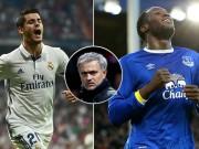 """Bóng đá - Mourinho mơ Morata-Lukaku: MU thành """"cỗ máy tấn công"""""""