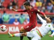Bồ Đào Nha - Mexico: 2 quả penalty, 3 thẻ đỏ & kịch bản khó ngờ