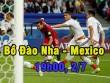 Bồ Đào Nha – Mexico: Vì danh dự, vì Ronaldo