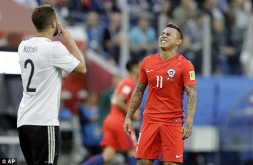 Chi tiết Confederations Cup, Đức - Chile: Những nỗ lực bất thành (KT) - 3