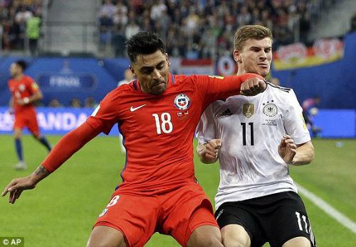 Chi tiết Confederations Cup, Đức - Chile: Những nỗ lực bất thành (KT) - 6