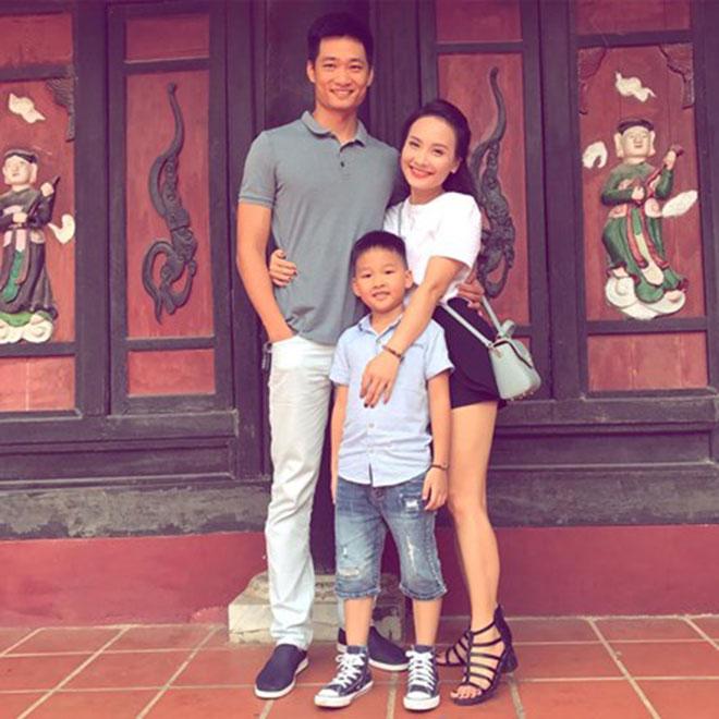 Mặc ồn ào với Việt Anh, Bảo Thanh khoe ảnh hạnh phúc bên gia đình - 1