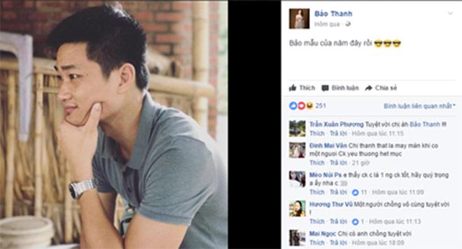 Mặc ồn ào với Việt Anh, Bảo Thanh khoe ảnh hạnh phúc bên gia đình - 2