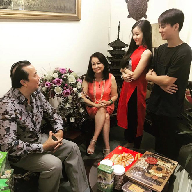 Sau tất cả, Hoài Lâm đã gọi bạn gái 9x là vợ - 2