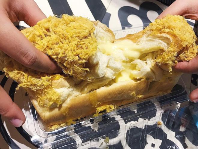 Quên bông lan trứng muối đi, bánh mì phô mai mới là 'cực phẩm' - 7