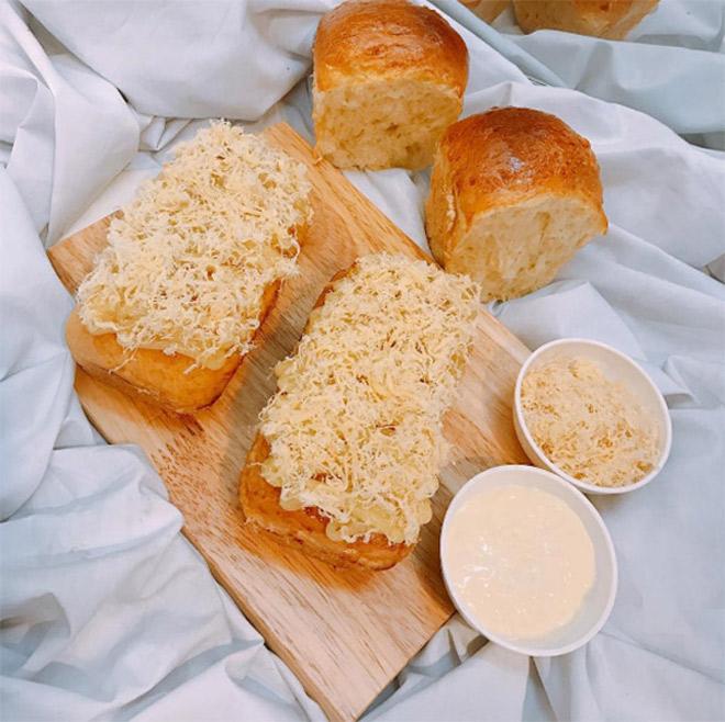 Quên bông lan trứng muối đi, bánh mì phô mai mới là 'cực phẩm' - 9