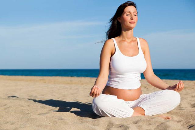 4 bài tập vừa giúp giảm đau nhức ở thai phụ vừa tốt cho thai nhi - 1