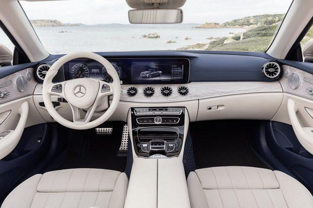 Mercedes E-Class Cabriolet 2018 có giá từ 1,4 tỷ đồng - 4