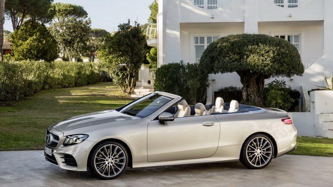 Mercedes E-Class Cabriolet 2018 có giá từ 1,4 tỷ đồng - 2