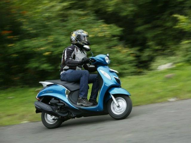 Xe máy Yamaha giảm giá trên diện rộng