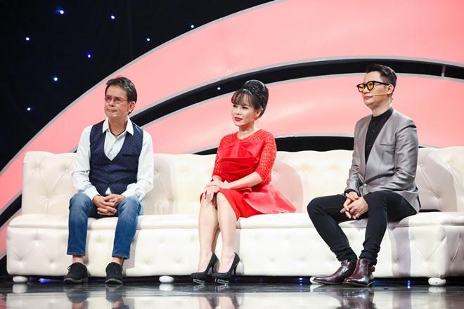 Phi Thanh Vân hát hụt hơi trên sóng truyền hình vẫn tươi rói - 3