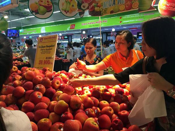 """Chi 8.500 tỷ đồng nhập trái cây: Người Việt """"nghiện"""" trái cây Thái? - 2"""