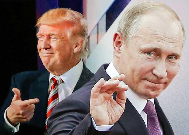 Ông Trump nên nói gì trong lần đầu tiên đối mặt Putin? - 1
