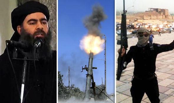 Chỉ huy IS bị thiêu sống vì nói thủ lĩnh tối cao đã chết - 1