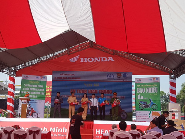 Cùng Head Honda Hòa Bình Minh lái xe an toàn, tiết kiệm nhiên liệu - 6