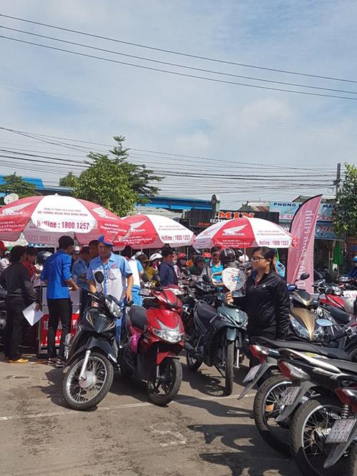 Cùng Head Honda Hòa Bình Minh lái xe an toàn, tiết kiệm nhiên liệu - 2