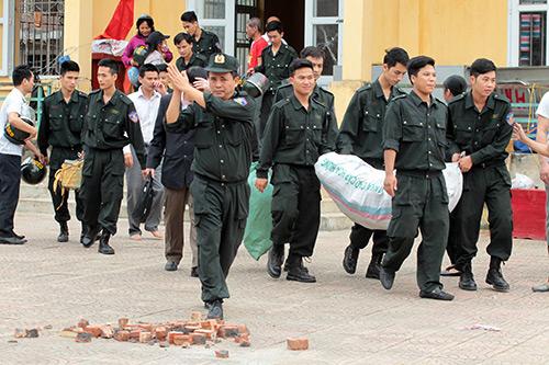 Khi nào công bố kết luận thanh tra đất ở Đồng Tâm? - 1