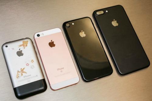 Từ iPhone đầu tiên đến iPhone 7 Plus: Apple đã lột xác thế nào? - 2