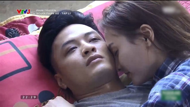 """Bảo Thanh gây hiểu lầm vì diễn """"cảnh nóng""""... quá thật! - 6"""