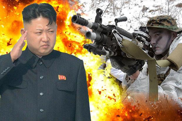 Triều Tiên tung video binh sĩ sẵn sàng xử tử cựu TT Hàn - 1