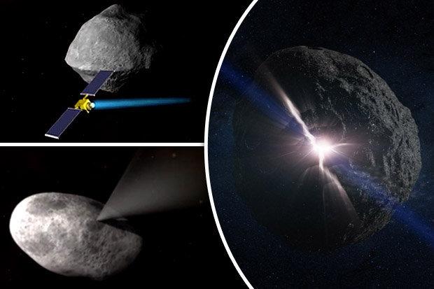 NASA hé lộ siêu vũ khí cứu nhân loại khỏi ngày tận thế - 2