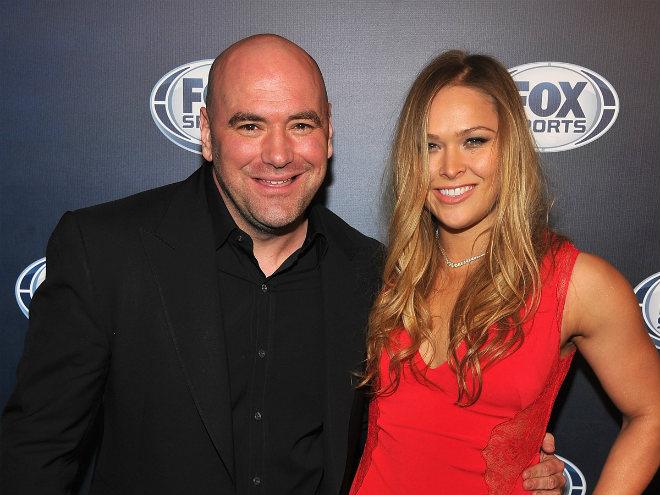 """Nữ hoàng UFC: Vừa mất việc, lại bị tung """"ảnh nóng"""" - 1"""