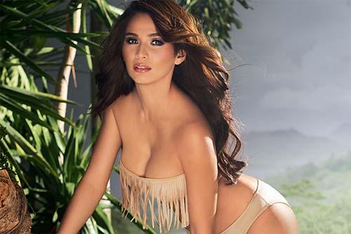"""Cô gái xinh như tiên này là """"Mỹ nữ nóng số 1 Philippines 2017"""" - 13"""