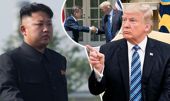 """Triều Tiên: Mỹ chỉ coi Hàn Quốc như """"con rối và đầy tớ"""" - 2"""