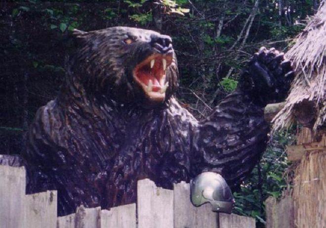 """Gấu """"tử thần"""" cao 2,7m ăn thịt người gây kinh hoàng ở Nhật - 4"""