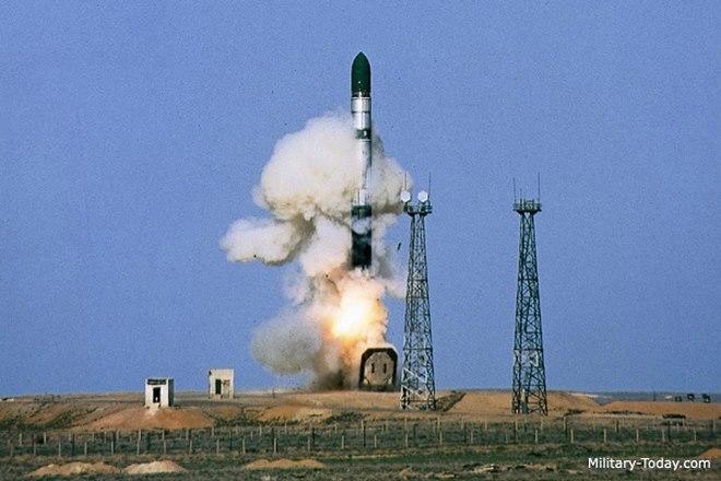 Liên Xô từng suýt dội hạt nhân Trung Quốc năm 1969? - 1