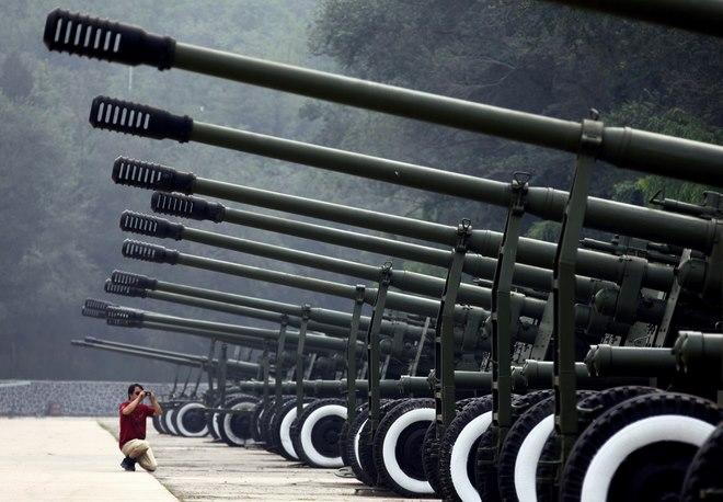 Liên Xô từng suýt dội hạt nhân Trung Quốc năm 1969? - 2