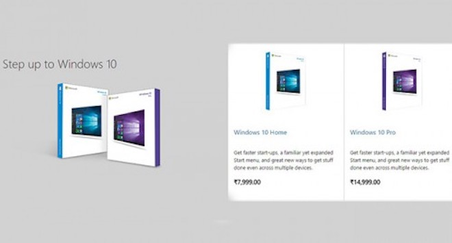 """Ấn Độ yêu cầu Microsoft bán Windows 10 với giá """"gần như cho không"""" - 1"""