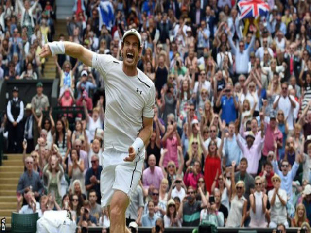 """Murray - Bublik: """"Cáo già"""" phủ đầu thần tốc (Vòng 1 Wimbledon)"""