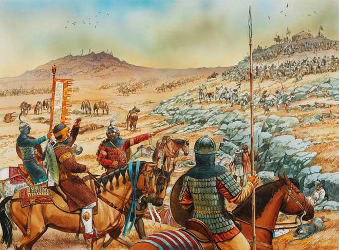 Vị vua Hồi giáo đầu tiên khiến quân Thập tự chinh khiếp sợ - 3